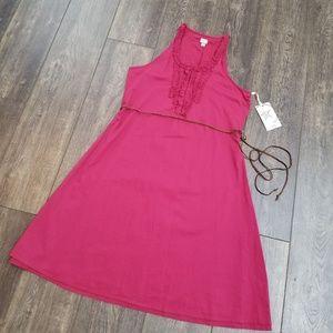 Converse Pink Fuchsia Dress - Medium